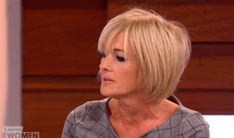 jane moore loose women new haircut josie cunningham grilled on loose women after saying she
