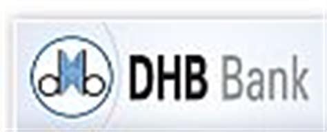 dhb bank dhb bank