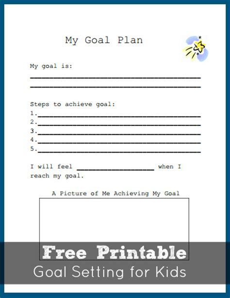 soccer goal setting worksheet goal setting worksheet for teaching how to plan goals celebrateeverygoal shop cbias