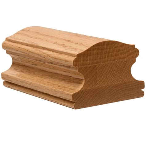 Oak Banister Rails Sale by Wood Handrail 6400 Stair Parts