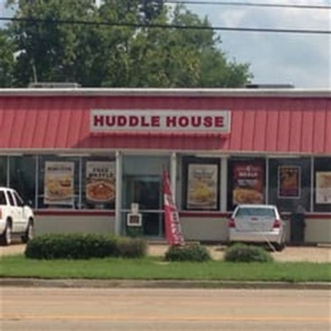 Huddle House Morgenmad Og Brunch 511 Hwy 82 W Indianola Ms Usa