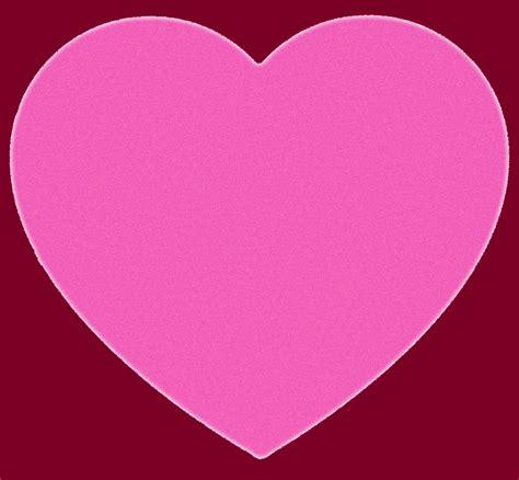 Cut Pink hearts pink cutout free stock photo