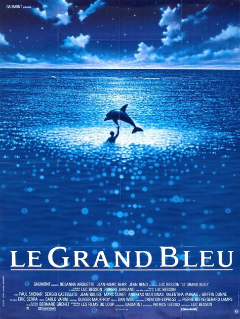 The Big Blue by The Big Blue 1988 Filmaffinity