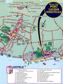 map freeport freeport tourist map freeport bahamas mappery