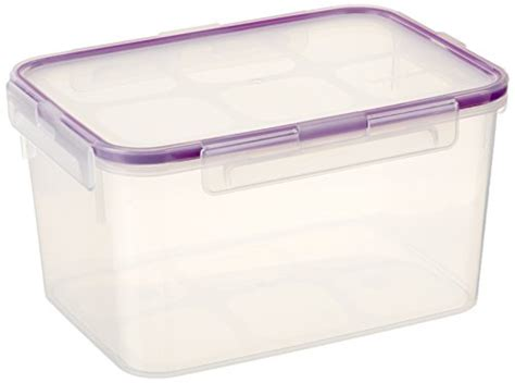 snapware containers snapware airtight medium rectangle storage container 10 8 cup new free shipp ebay