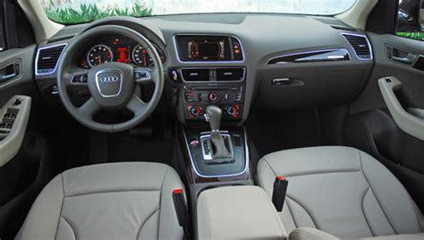 2011 Audi Q5 Interior by 2011 Audi Q5 2 0t Quattro Review Test Drive