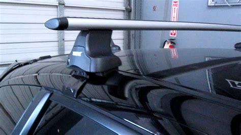 Honda Fit Roof Rack Thule 2011 honda fit with thule rapid traverse aeroblade roof