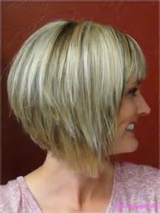 medium stacked hairstyles pictures medium to short stacked haircuts all new hairstyles