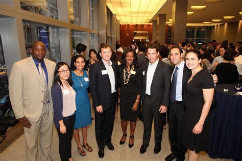 Largest Mba Alumni Network by Alumni Gather Network At Pwc In New York Emorybusiness