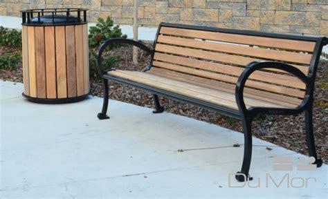 dumor benches bench 165 dumor site furnishings
