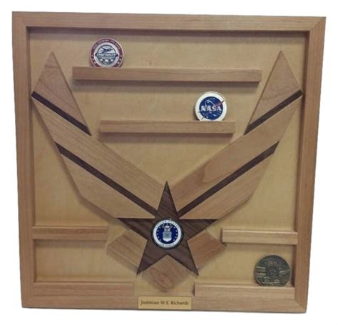 air challenge coin challenge coin holders custom woodworking woodsimplymade inc