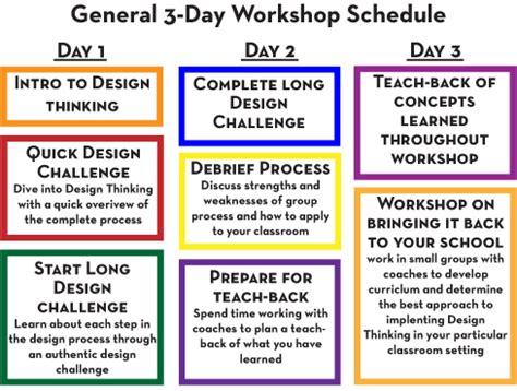 design thinking workshop stanford teacher training workshops createdu