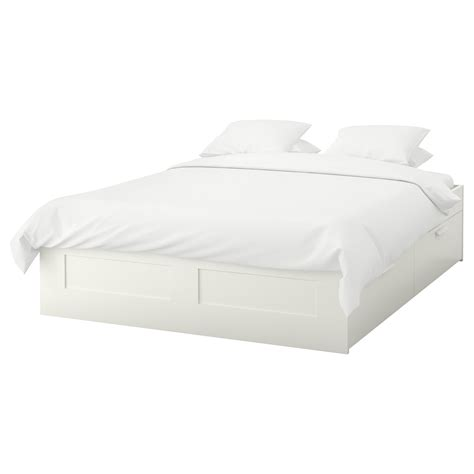 Brimnes Bed Frame King Size Beds Bed Frames Ikea
