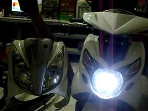 Lu Hid Projector Motor lu depan motor suzuki skydrive 125 02 jual osram