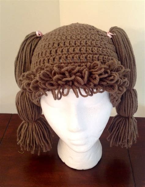 crochet pattern for cabbage patch kid hat crochet cabbage patch kids hat crochet wearables i ve