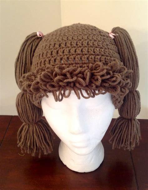 cabbage patch kid crochet patterns crochet patterns only crochet cabbage patch kids hat crochet wearables i ve