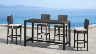 Narrow Outdoor Bar Table Furniture Narrow High Top Metal Wood Combo Outdoor Bar Table And 3 Stools Great Outdoor