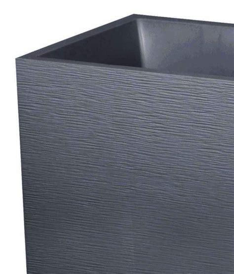 Bac A Pour Exterieur by Bac Pour Fleur Graphit Ext 233 Rieur L 99 5cm Anthracite Eda