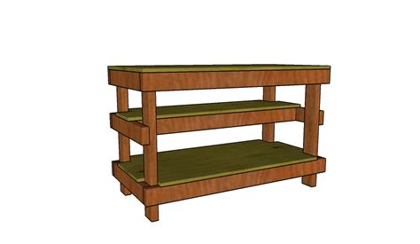 free bench work bench plans free howtospecialist how to build
