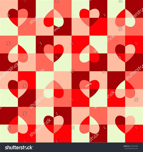 pattern design wrapper seamless pattern hearts pop art gift wrapping paper
