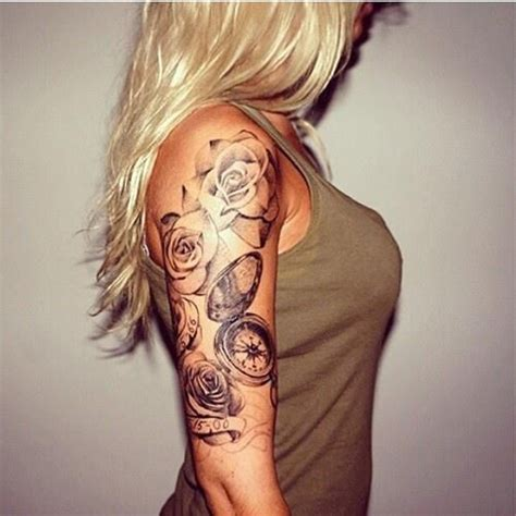 tattoo sleeve love love love love placement and love the idea of a