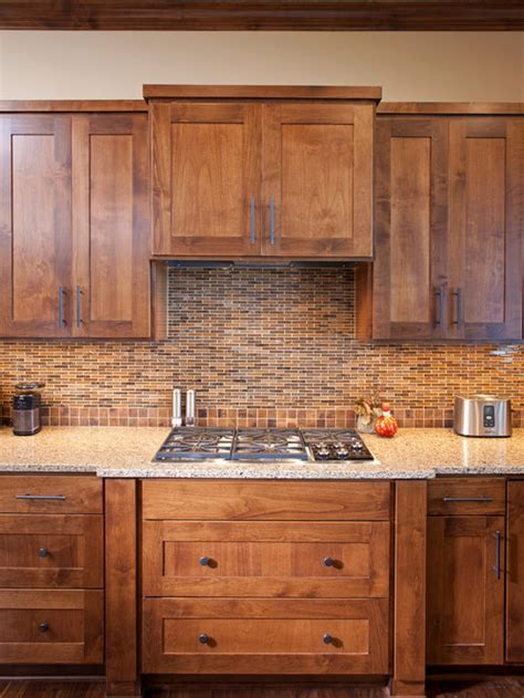 clear alder cabinets ideas pictures remodel  decor