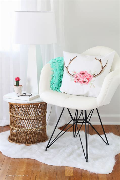 White Reading Chair Boost Your Bookish Profile With Cozy Reading Chair Idea