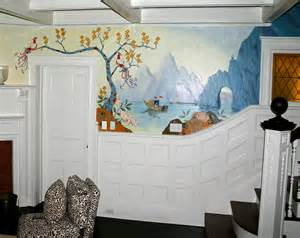 Painting A Wall by Indoor Murals On Pinterest Murals Abstract Paintings