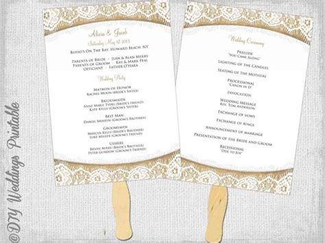 74 wedding ceremony order of service exles 8