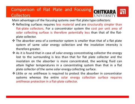 Advantages Of Flatsharing by Solar Collectors Nces