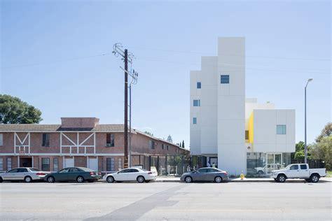 Crest Appartments by Crest Apartments By Michael Maltzan Architecture 197 Vontuura