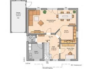 grundriss erstellen familienhaus luna von kern haus architektenhaus
