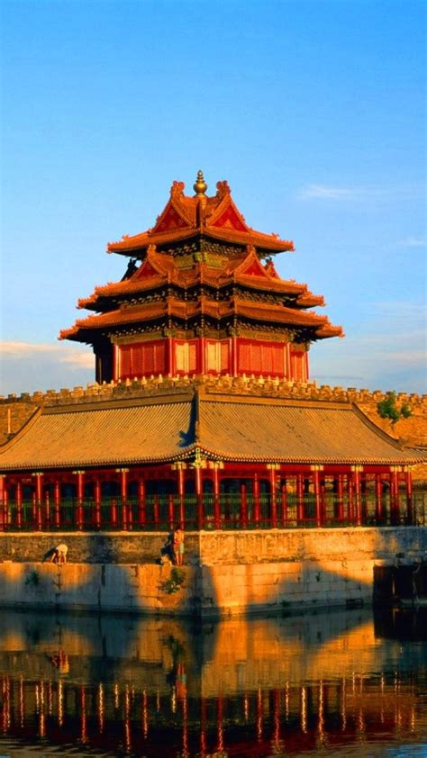cityscapes china beijing wallpaper