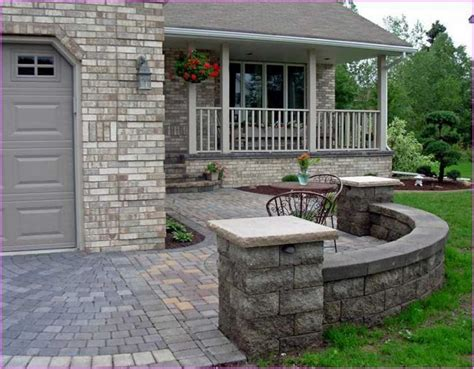 Front Patios Design Ideas 1000 Ideas About Front Yard