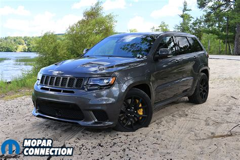 jeep trackhawk gallery at speed with the 2018 jeep grand
