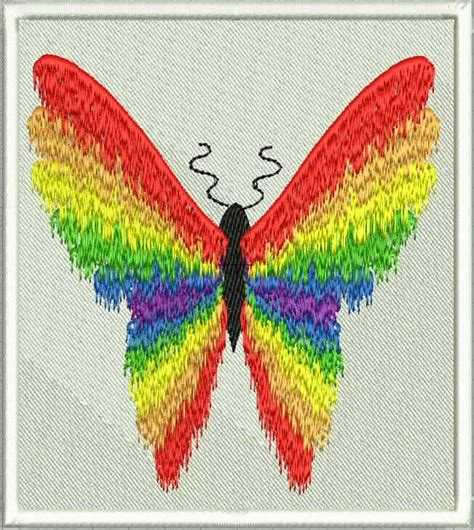 embroidery design on pinterest butterfly1 pride embroidery designs pinterest