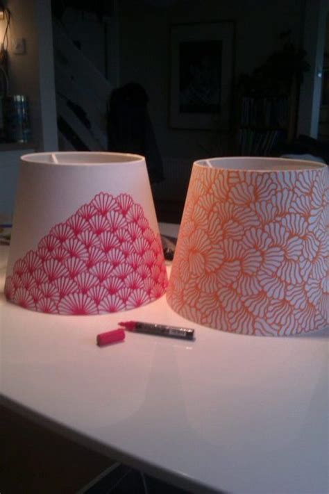 Toilet Paper Roller by Diy Lampshade Paint Pen Diy Pinterest