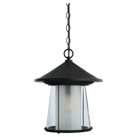 60321 833 one light outdoor pendant cottage bronze