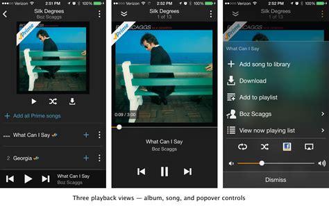 amazon music app funbits test driving amazon s prime music tidbits