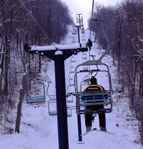 Blue Knob Ski Report by Firsthand Report Tuesday At Blue Knob