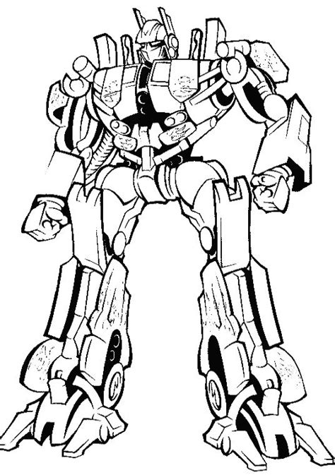 transformers coloring page online transformers ready will eradicate crime coloring page