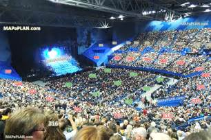 Sheffield Arena Floor Plan Perth Arena View From Section 406 Row H Seat 14