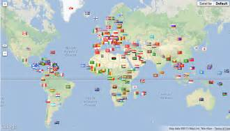 world map new countries regional flags advgrrl