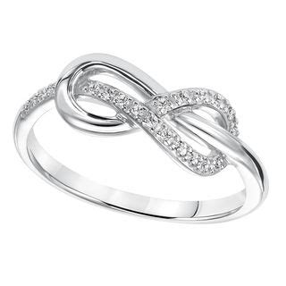 best 25 infinity ring ideas on