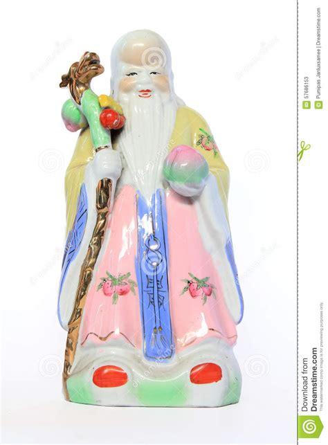 Lu Led Fu fu lu shou stock photo image 57686153
