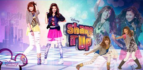 imagenes de shake it up fan club no ritmo shake it up fotos e personagens