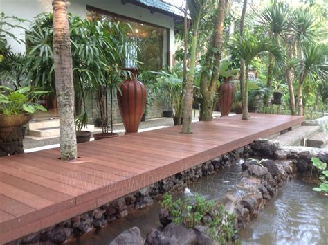 Jual Plastik Uv Bali portfolio wpc indonesia jual kayu plastik komposit murah