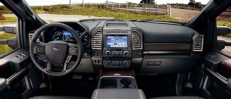 Duty Interior by 2017 Ford Duty Is As Heavy Duty As They Come