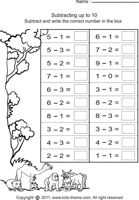 Math Free Worksheets For Grade 1 by Grade 1 Math Worksheets Printable Printable