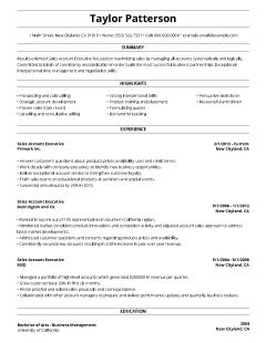 What Does A Professional Resume Look Like by What Does A Professional Resume Look Like Trenutno Info